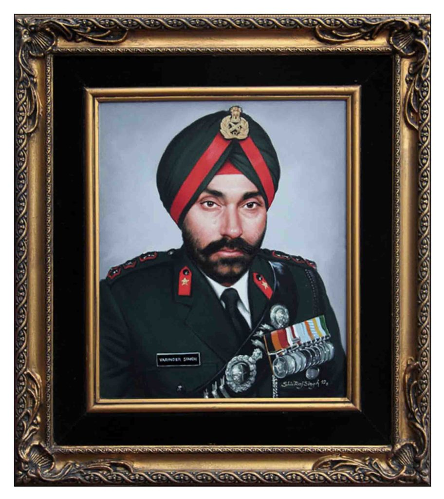 The Defence Portrait
