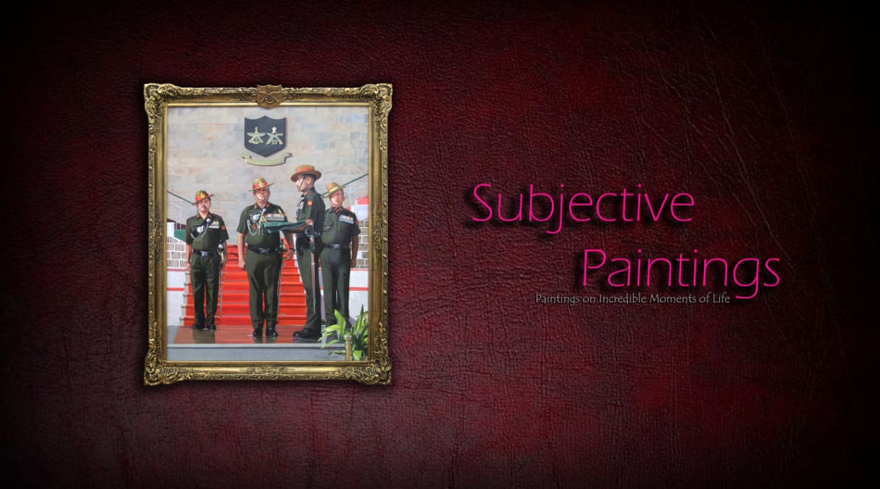 Subjective Paintings